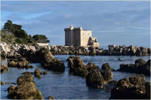 Iles Saintes Marguerite et Saint-Honorat